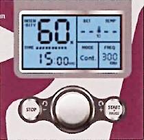 0~99%のパワーボリューム設定(詳細な温度対応可能)